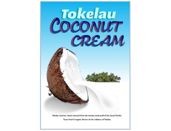 Tokelau Coconut Cream
